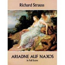 STRAUSS R. Ariadne auf Naxos in Full Score