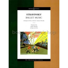 STRAVINSKY I. Ballet Music (Pulcinella Suite, Apollon Musagète, La Baiser de la Fée)