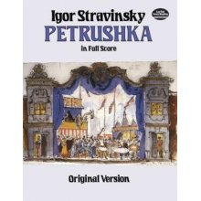 STRAVINSKY I. Petrushka in Full Score