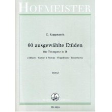 KOPPRASCH C. 60 Selected Studies for Trombone Part 2