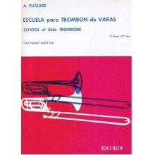 PUGLIESE A. School of Slide Trombone Parte 2