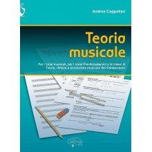 CAPPELLARI A. Teoria musicale