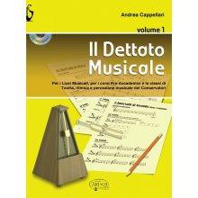 CAPPELLARI A. Il Dettato Musicale (vol.1)