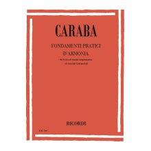 CARABA P. Fondamenti Pratici d'Armonia