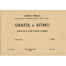 CIRIACO L. Grafìa e Ritmo (I corso)