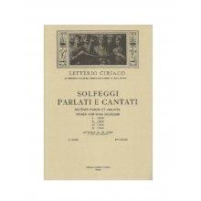 CIRIACO L. Solfeggi Parlati e Cantati (III corso)