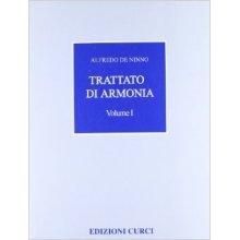 DE NINNO A. Trattato di Armonia (vol.I)