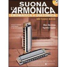 DE ALOE Suona l'Armonica Cromatica e Diatonica - Metodo Base