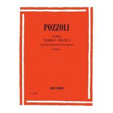 POZZOLI E. Guida teorico-pratica per l'insegnamento del dettato musicale (parte III e IV)