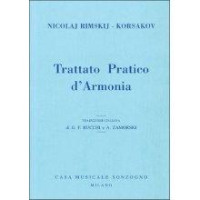 RIMSKIJ-KORSAKOW Trattato Pratico d'Armonia