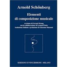 SCHONBERG A. Elementi di composizione musicale
