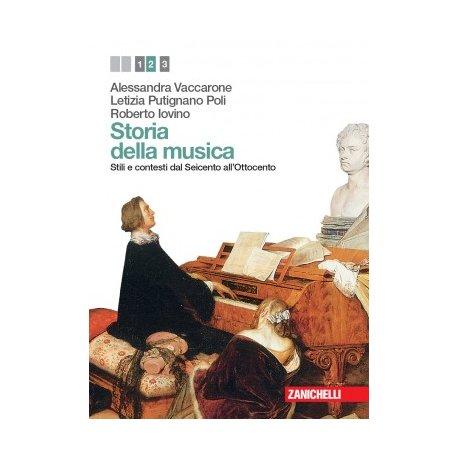 VACCARONE-POLI-IOVINO Storia della Musica (Vol.2)