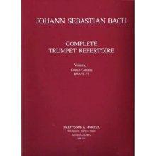 BACH J.S. Complete Trumpet Repertoire Vol.2