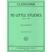 CLODOMIR P. 70 Little Studies Op.158