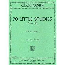 CLODOMIR P. 70 Little Studies Op.158