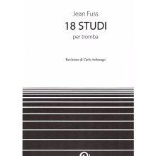 FUSS J. 18 Studi per tromba