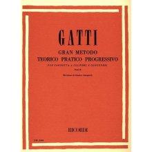 GATTI D. Gran metodo teorico pratico progressivo parte II