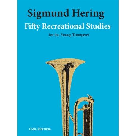 HERING S. 50 Recreational Studies