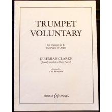 CLARKE J. Trumpet Voluntary