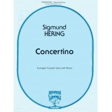 HERING S. Concertino