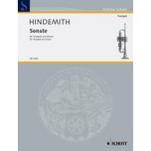 HINDEMITH P. Sonate for Trumpet and Piano