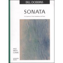 DOBBINS B. Sonata for Soprano or Tenor Sax and Piano