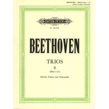 BEETHOVEN L.van Trios Band II