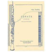 DUTILLEUX Sonate pour Hautbois et Piano