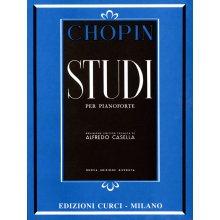 CHOPIN F. Studi (Casella)