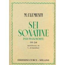 CLEMENTI M. 6 Sonatine Op.36 (Finizio)