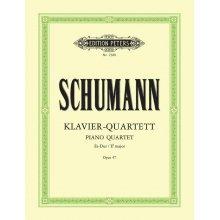 SCHUMANN R. Klavier-Quartett Es-dur Op.47