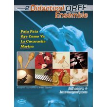 CAPPELLARI A. Didactical ORFF Ensemble vol.2