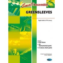 CAPPELLARI A. Ensemble Small - Greensleeves