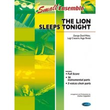 CAPPELLARI A. Ensemble Small - The Lion sleeps tonight