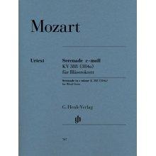 MORLEY T. Serenade c-moll KV388