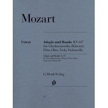 MOZART W.A. Adagio und Rondo KV617