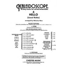 RICHIE L. Kaleidoscope No.4 Hello