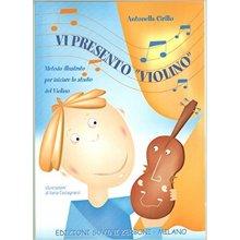 """CIRILLO A. Vi presento """"violino"""""""