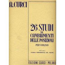 CURCI A. 26 Studi di Cambiamento delle Posizioni