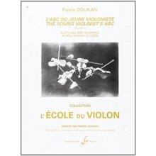 DOUKAN P. L'ABC du jeune violoniste vol.3