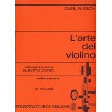 FLESCH C. L'arte del violino 2