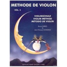 GARLEY B. Methode de Violon 2