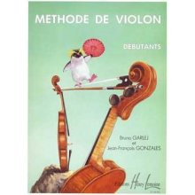 GARLEY B. Methode de Violon Débutants