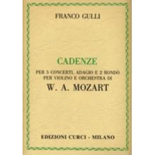 GULLI F. Cadenze di Mozart