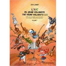 LENERT J. L'ABC du Jeune Violoniste 2
