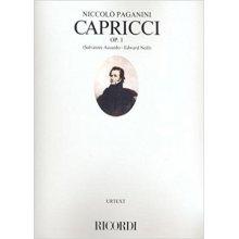 PAGANINI N. Capricci Op.1 (Accardo)