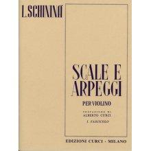 SCHININA' L. Scale e Arpeggi 1