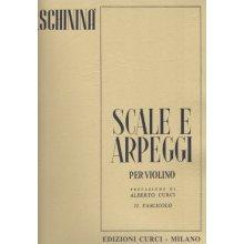 SCHININA' L. Scale e Arpeggi 2