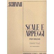 SCHININA' L. Scale e Arpeggi 3