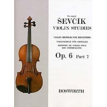 SEVCIK O. Violin Studies Op.6 Part 7